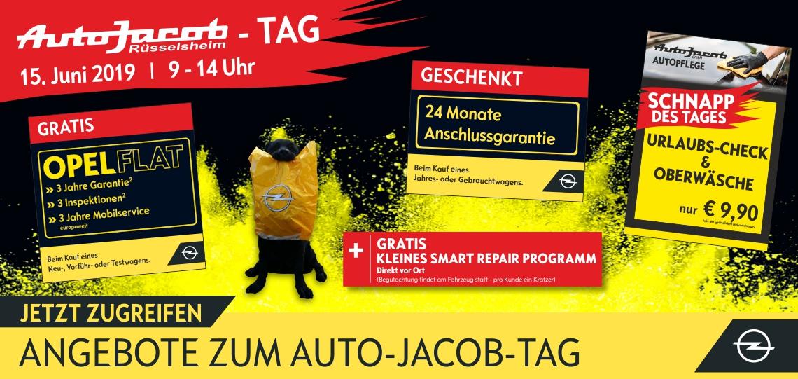 Auto-Jacob-Tag
